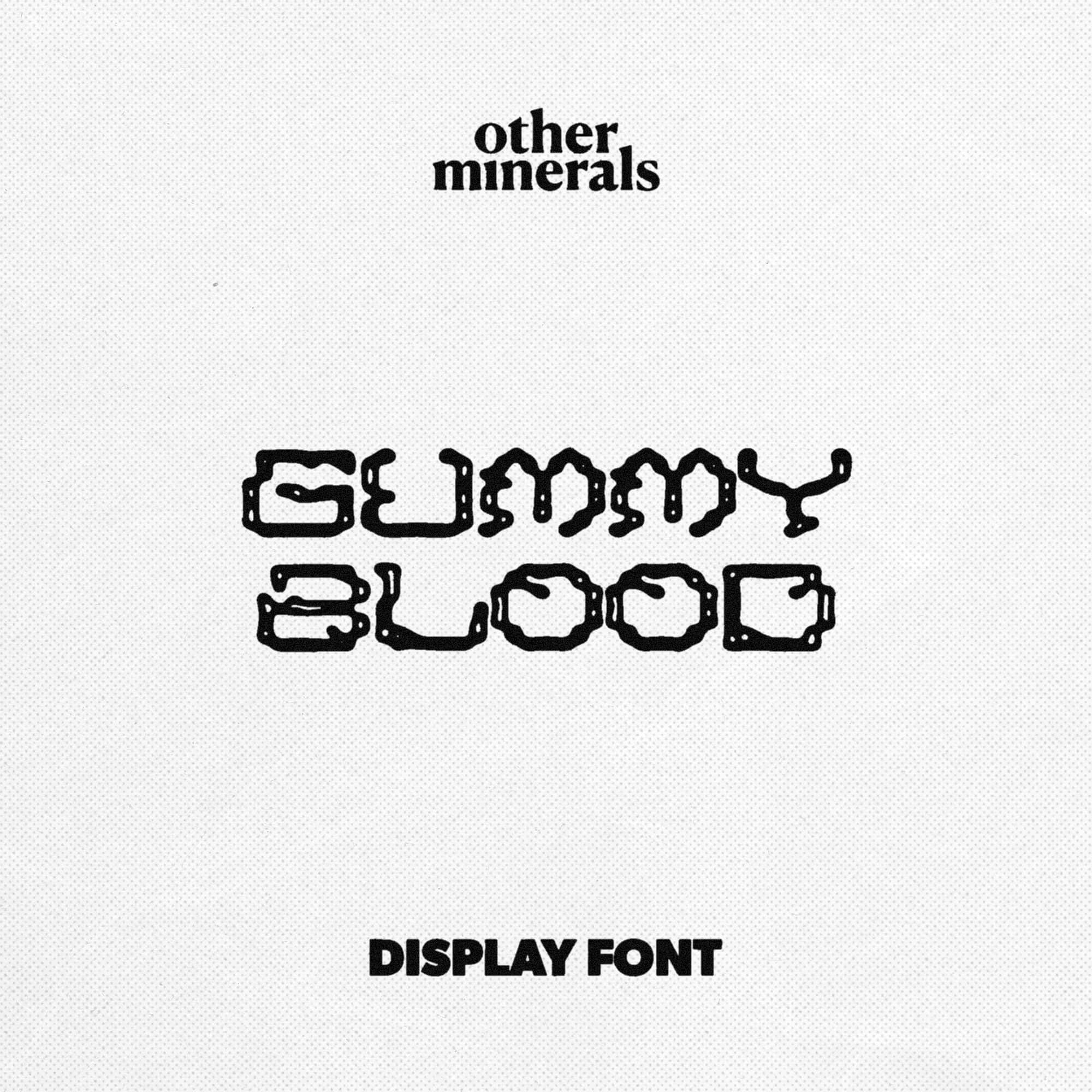 1-Gummyblood-Cover