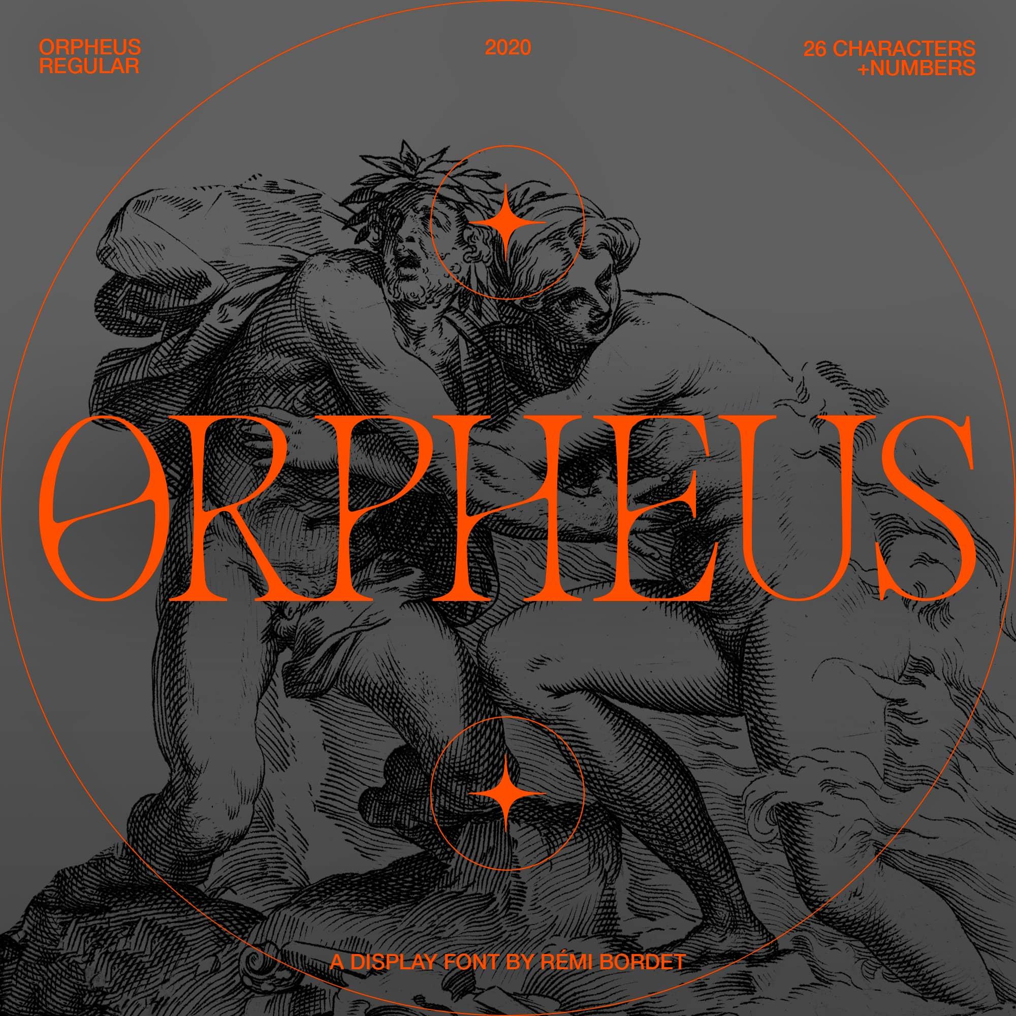 orpheus pres