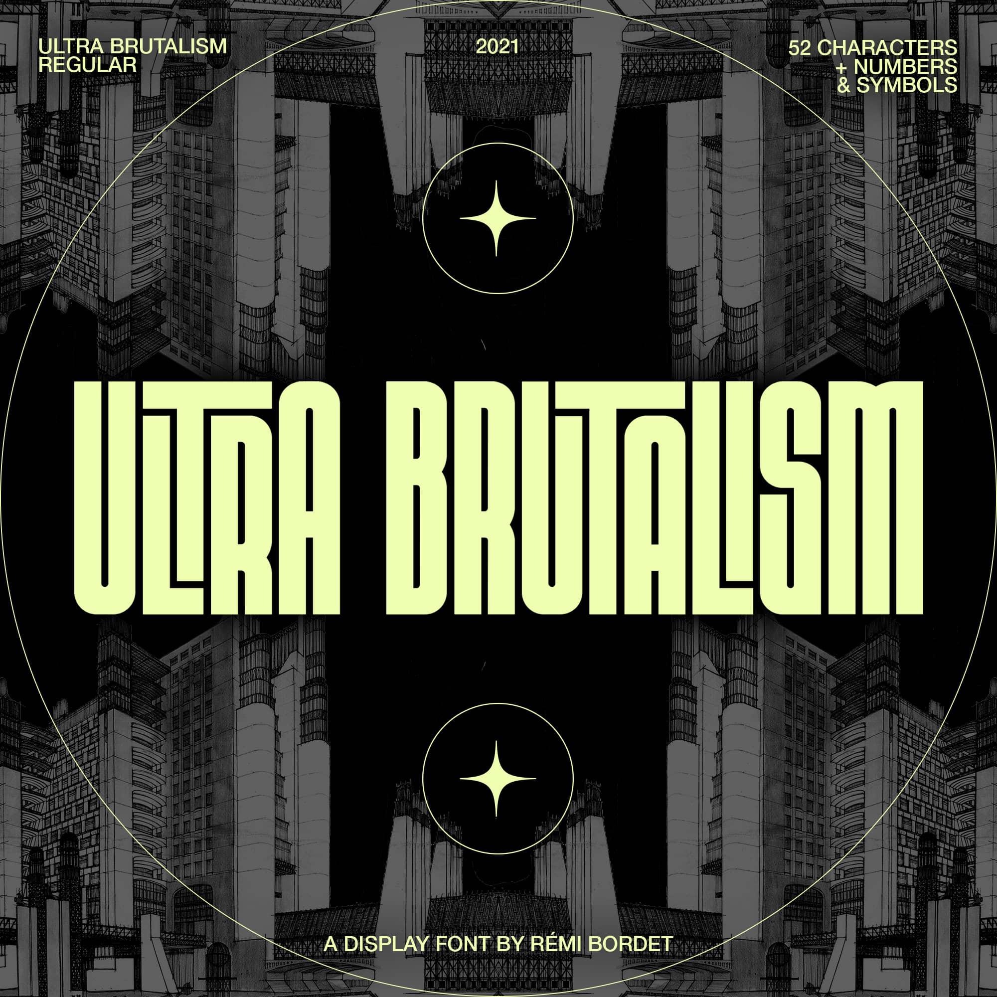 Ultrabrutalism pres